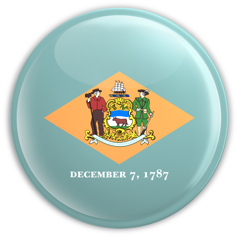Delaware – 1787