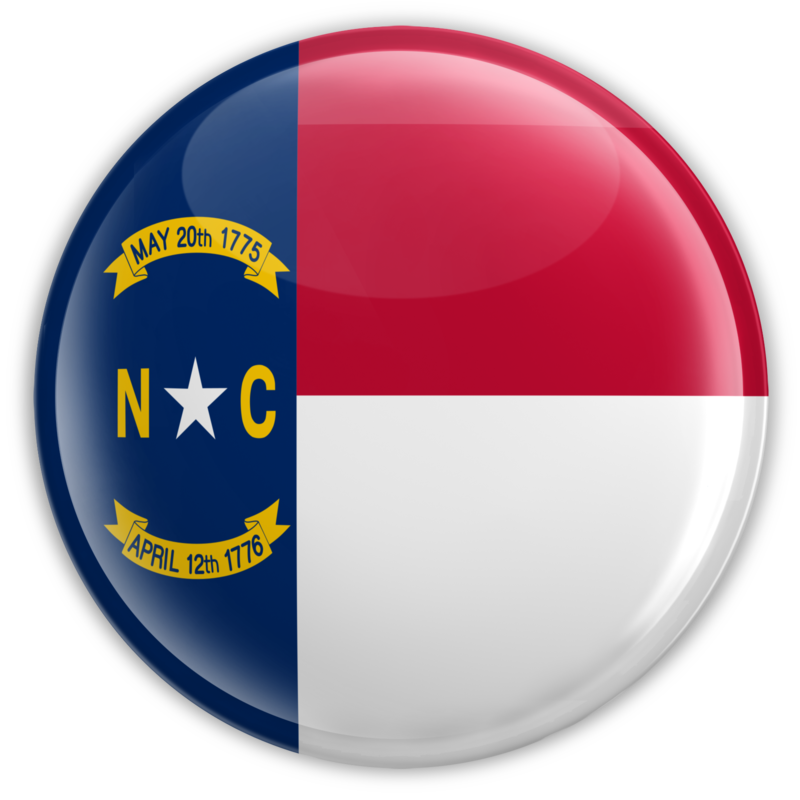 North Carolina – 1789