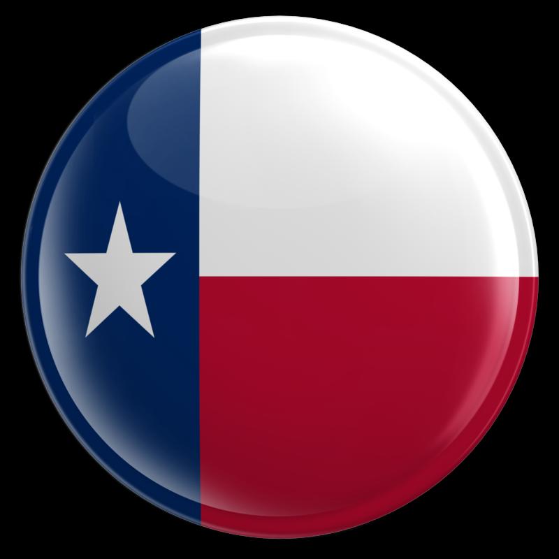 Texas – 1845