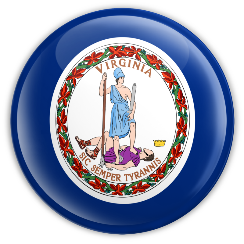 Virginia – 1788