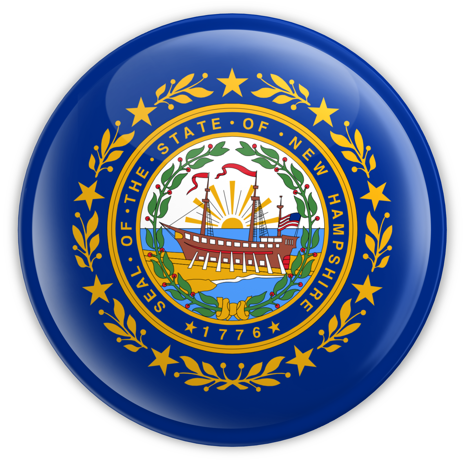 New Hampshire – 1788